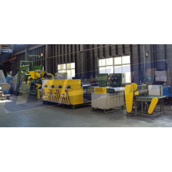 Rubber Compounding Line (SYD-75L+TSP-75L+6 ROLL BOM)