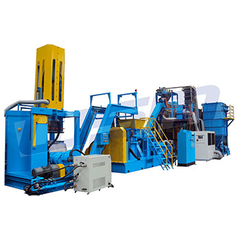 TYP (Pellet Making Line)