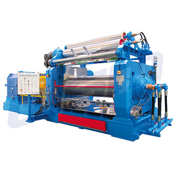 Roll Mill Machine